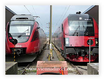 Vienna Trains